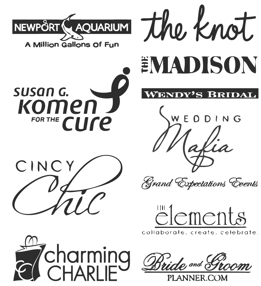 Logos of our Partners and Clients