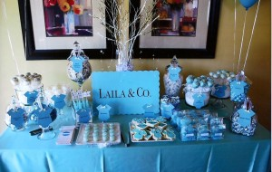 Dulce Designs Candy Buffet