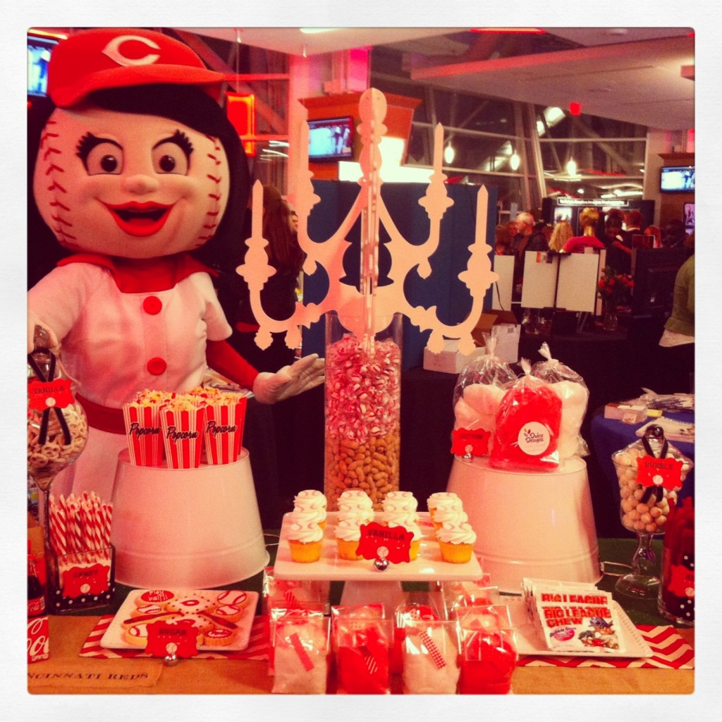 Opening Day- Dulce Designs