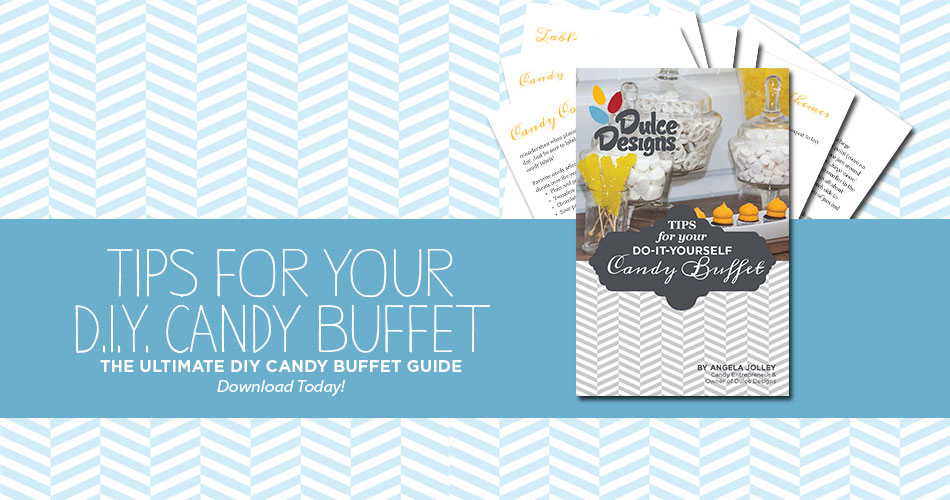 Dulce Designs Candy Buffet eBook