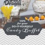 Dulce Designs DIY Candy Buffet Ebook