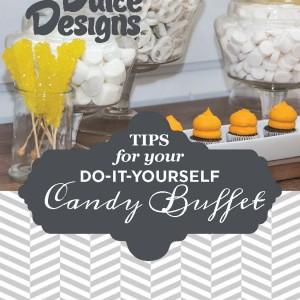 Dulce Designs DIY Candy Buffet Ebook
